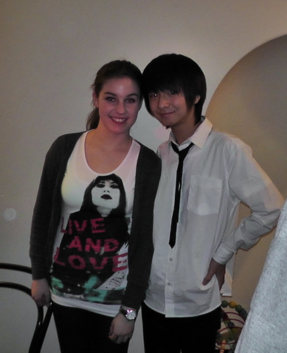 Gabriella Quevedo и Sungha Jung