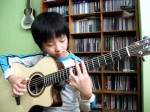 Eagles — Hotel California (Sungha Jung), finger tab