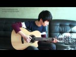 Nirvana — Come as you are (Sungha Jung), finger tab