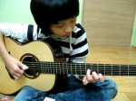 OST Pirates Of The Caribean (Sungha Jung), finger tab