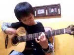The Mamas & The Papas — California Dreaming (Sungha Jung), finger tab