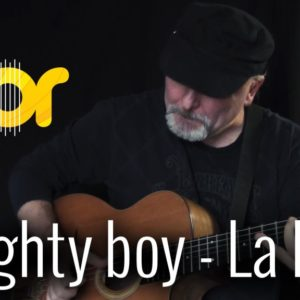 <!--:ru-->Игорь Пресняков — La La La (Naughty Boy ft. Sam Smith Cover), finger tab<!--:-->