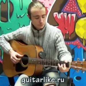 <!--:ru-->Darkwing Duck (чёрный плащ OST), finger tab<!--:-->