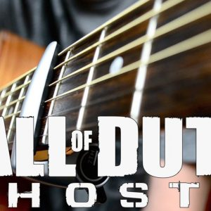 <!--:ru-->OST Call of Duty — Ghosts Theme, finger tab<!--:-->