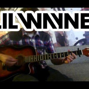 Lil Wayne — Mirror, fingertab