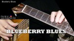 TheGuitarNick — Blueberry Blues, finger tab