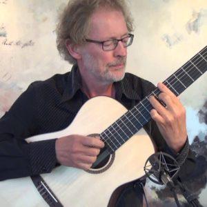 Ulli Boegershausen — Tango, fingertab