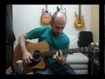 Pink Panther Theme (Leandro Kasan), finger tab
