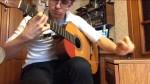 Guitar + Pen Tapping (ГИТАРУЧКА) (Alexandr Misko), finger tab