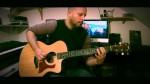 OST The Walking Dead — Main Theme (Christophe Deremy), finger tab