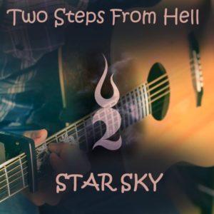 Two Steps From Hell — Star Sky (EPguitars), finger tab