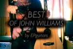 John Williams — Medley (EPguitars), finger tab