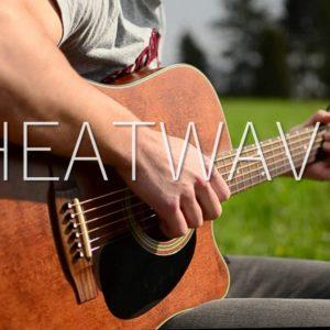 Robin Schulz ft. Akon — Heatwave (Leon Alex), finger tab