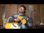 Scott Joplin — The Entertainer (Hamada Takasi), finger tab
