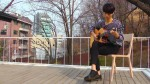 Sungha Jung — Riding A Bicycle, finger tab