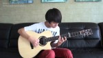 Taylor Swift — Safe and Sound (Sungha Jung), finger tab