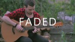 Alan Walker — Faded (Peter Gergely), finger tab