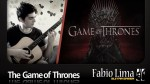 Game Of Thrones ( OST Игра Престолов) (Fabio Lima), finger tab