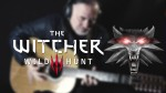 The Witcher 3: Wild Hunt OST — Hunt or Be Hunted (Игорь Пресняков), finger tab