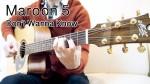Maroon 5 — Don't Wanna Know (Seiji Igusa), finger tab