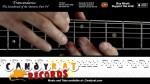 Daniel Voth — Trancendance, finger tab