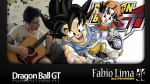 Dragon Ball GT — Main Theme (Fabio Lima), finger tab