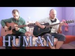 Rag'n'Bone Man — Human, finger tab