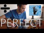 Ed Sheeran — Perfect, finger tab (PDF)
