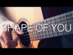 Ed Sheeran — Shape Of You (Adrian Vida), finger tab (PDF)