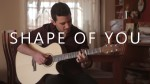 Ed Sheeran — Shape Of You (Peter Gergely), finger tab (PDF)