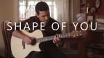 Ed Sheeran — Shape Of You (Peter Gergely), finger tab (PDF)