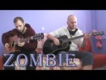 The Cranberries — Zombie, finger tab