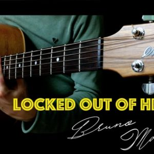 Bruno Mars — Locked out of heaven (Lorenzo Polidori), finger tab (PDF)