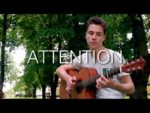 Charlie Puth — Attention (Adrian Vida), finger tab (PDF)