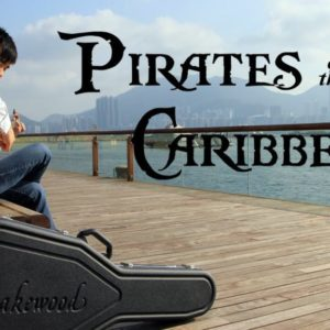 OST Pirates Of The Caribbean (Steven Law), finger tab (PDF)