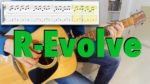 30 Seconds To Mars — R-Evolve, finger tab