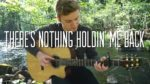 Shawn Mendes — There's Nothing Holdin' Me Back (Mattias Krantz), finger tab