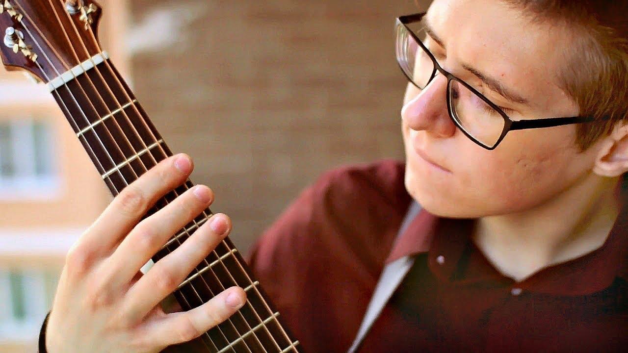 Как играть three days grace - wake up guitar lesson (часть 1) васильев) - мое сердце