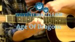 Audiomachine — Age Of Dragons (EPGuitars), finger tab
