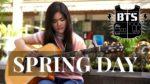 BTS — Spring Day (Josephine Alexandra), finger tab (PDF)