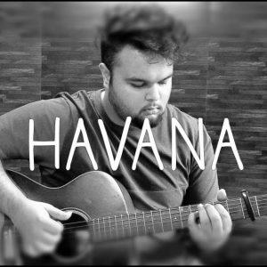 Camila Cabello — Havana (Rakshit Puniani), finger tab (PDF)