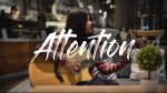 Charlie Puth — Attention (Josephine Alexandra), finger tab