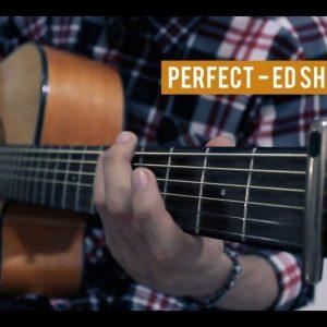 Ed Sheeran — Perfect (Arlo Micho), finger tab (PDF)