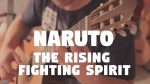 Naruto — The Rising Fighting Spirit (Fabio Lima), finger tab