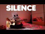 Marshmello — Silence (Adrian Vida), finger tab (PDF)