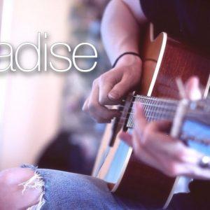 Coldplay — Paradise (Joni Laakkonen), finger tab (PDF)