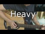 Linkin Park ft. Kiiara — Heavy, finger tab (PDF)