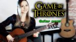 OST Game of Thrones (Марина Миракова), finger tab (PDF)