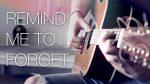 Kygo — Remind Me to Forget (Joni Laakkonen), finger tab (PDF)
