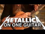 Metallica — One (Mike Dawes), finger tab